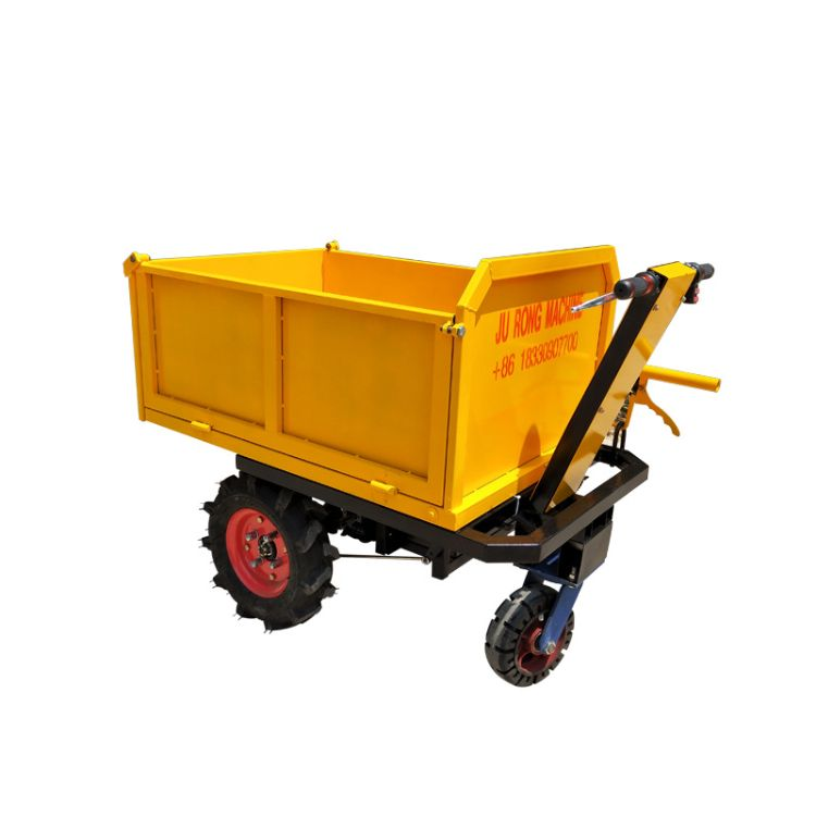 小型电动工地三轮车大众创业项目