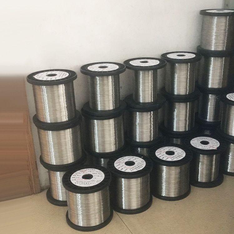 批发Cr20Ni80 镍铬丝 电热丝 电阻丝镍铬丝 镍铬电热丝 厂家直销