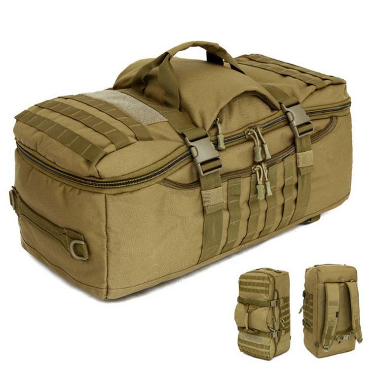 户外多功能背包 新款户外狩猎包 防水 户外运动双肩背包 渔具包
