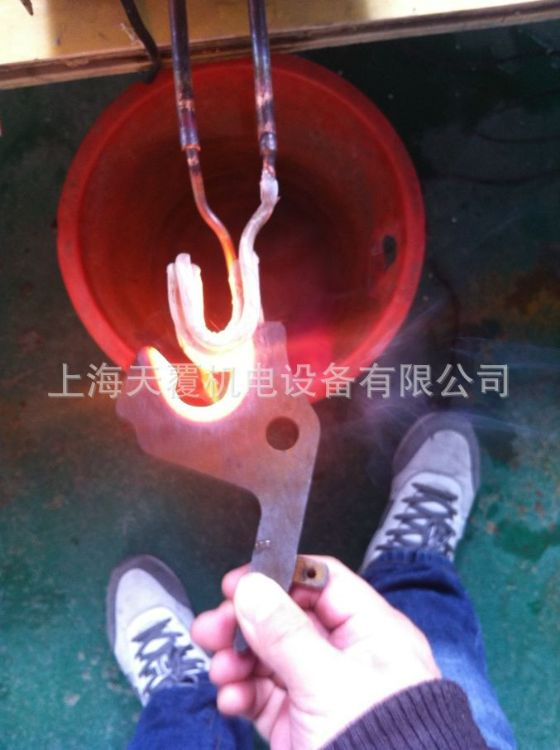 上海天覆厂家直销电磁感应设备 刀具焊接 不锈钢退火 高频加热机