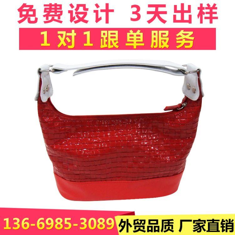 专业生产时尚手提袋 PU手提袋定做厂家