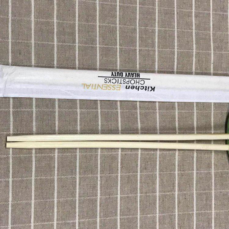 天天竹筷 一次性竹筷外卖打包 一次性餐具筷子定制款