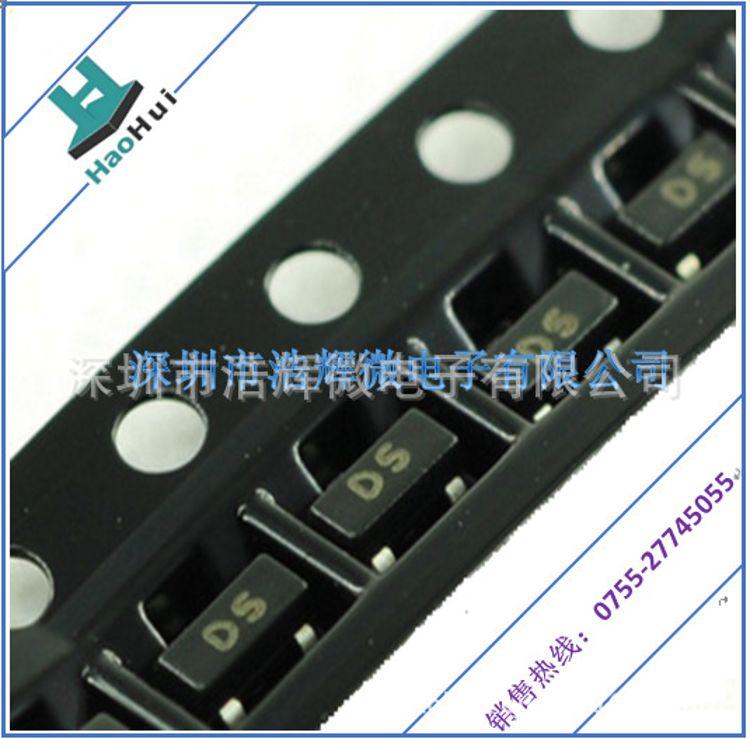 工厂直销MMBD4148CC(D5)  SOT-23塑封开关二极管绿色环保现货批发