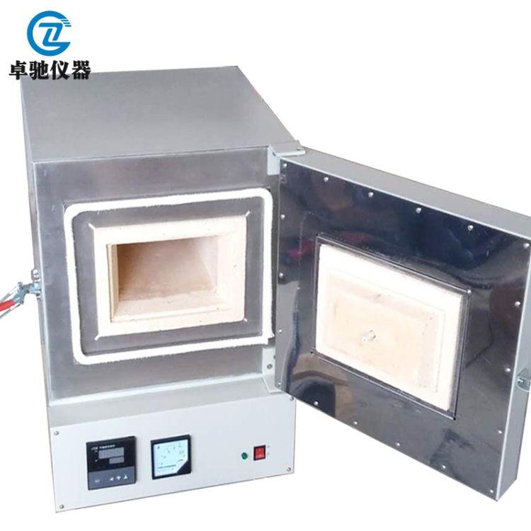 卓驰 气氛保护箱式炉 惰性气体保护马弗炉 高温热处理炉 厂家自营