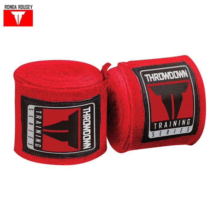 厂家直销拳击绑带健身运动泰拳缠手布搏击散打格斗护手绑带批发