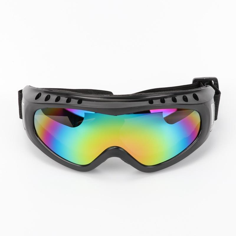 厂家直销CS抗冲击护目镜越野摩托车防护挡风镜冬季户外滑雪镜批发