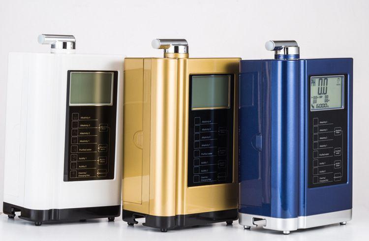 除铁锈 电解 离子水机 -碱性水机 ehm729-外贸原单 碱性水机仪健