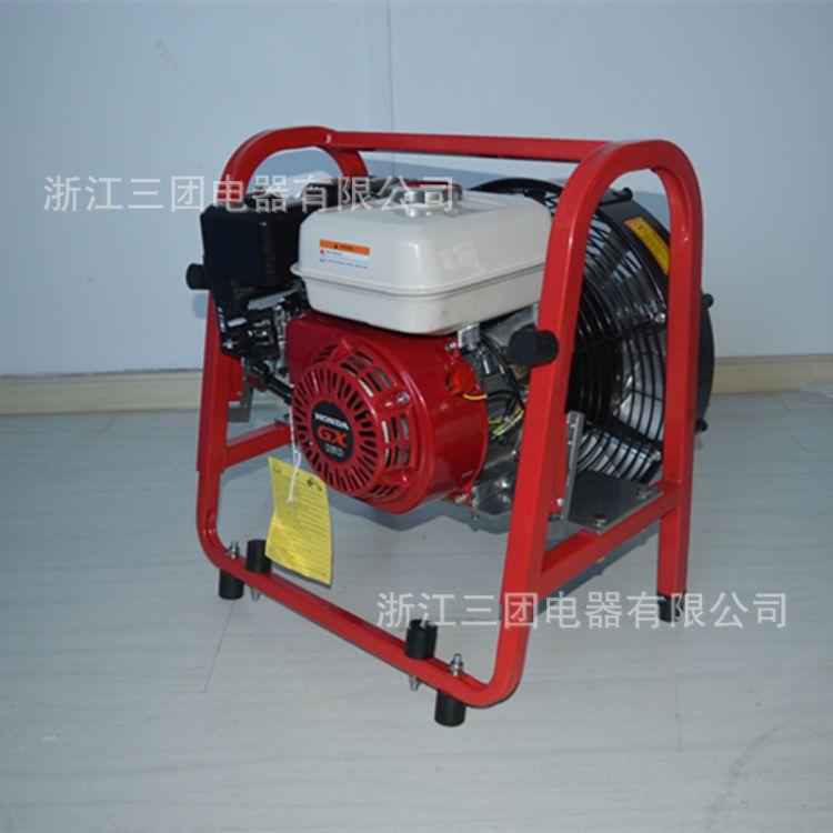 正压式涡轮排烟风机 ST164SE/40CM移动消防排烟风机