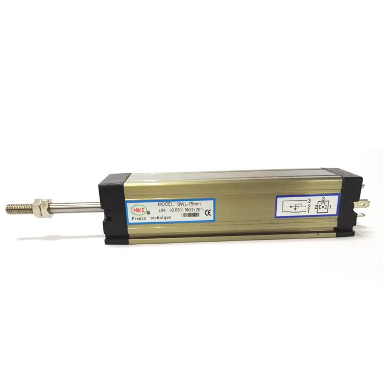 批发零售位置 测量尺/ 电子尺  高精度 直线位移传感器 拉杆式电