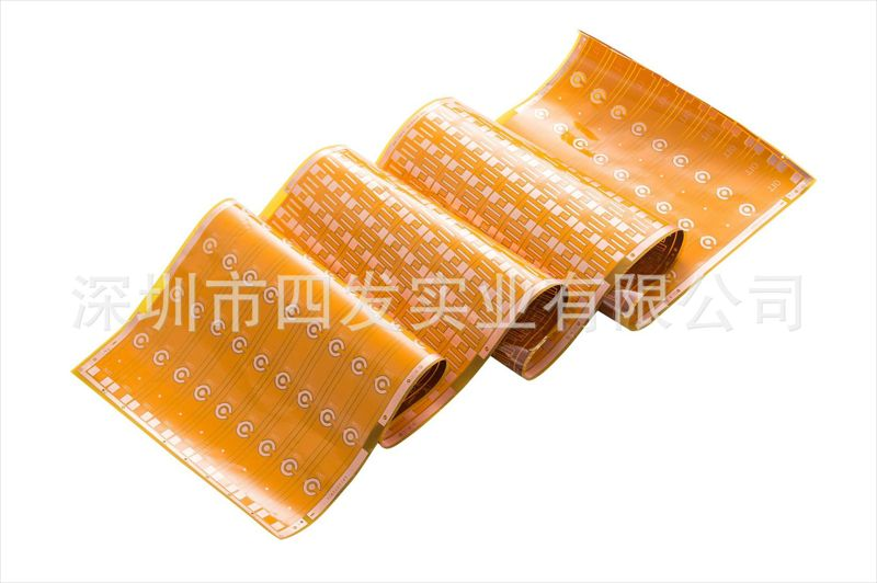 fpc柔性线路板 单面fpc软排线定制灯条板FPC柔性电路板加工