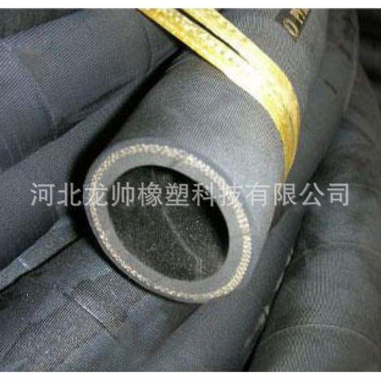 供应夹布喷砂胶管 钢丝编织喷砂胶管 风压除锈高耐磨胶管