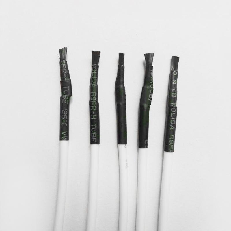 耐高温12k24K48k碳纤维发热线 ul3239硅胶发热线高压硅胶线加工厂