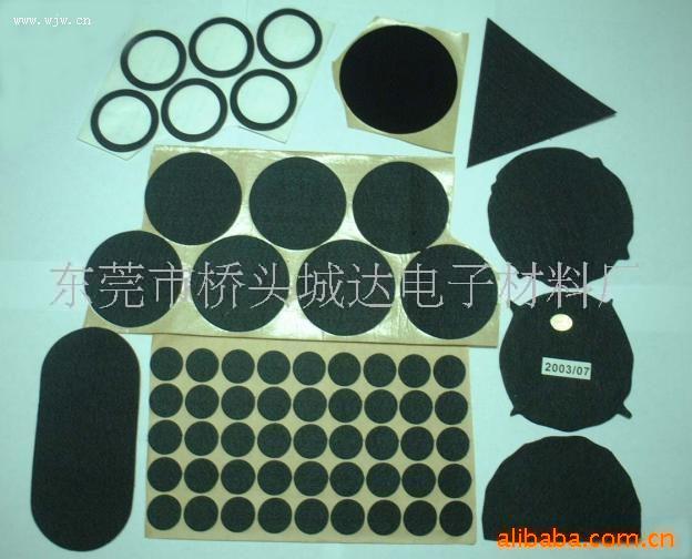 专业生产透明硅胶垫 自粘 杯子食品级硅胶垫 橡胶垫