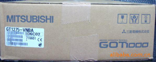 【好货源】供应三菱人机界面GT1275-VNBA  tft彩色液晶显示屏