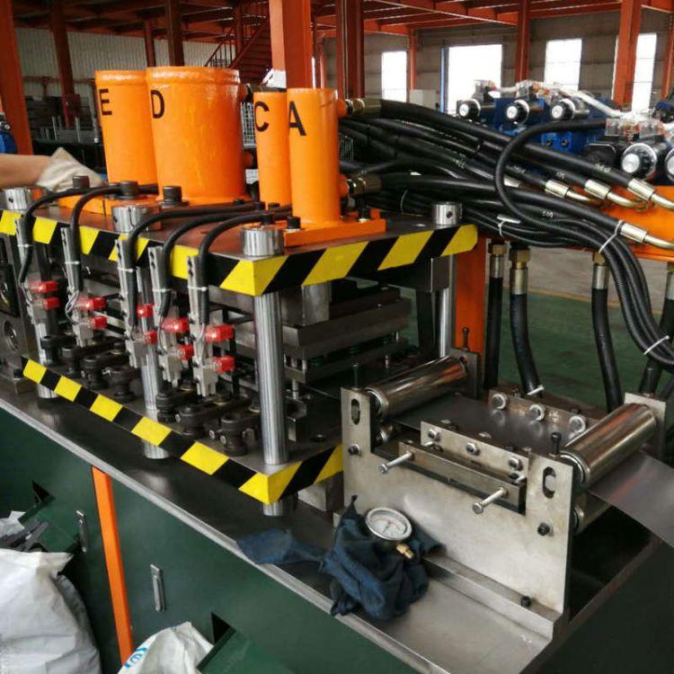 鸿本机械 厂家供应伺服多工位数控冲床 大功率鸿本伺服冲床可定制