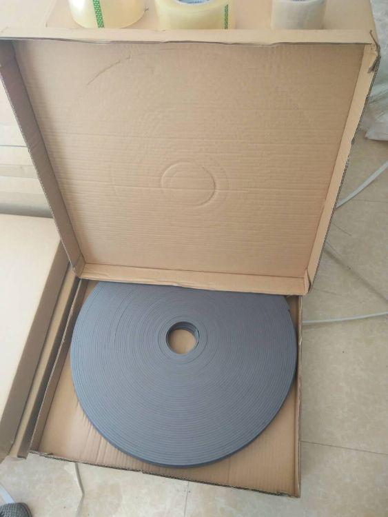 门帘窗帘专用磁条8X5MM,家居软磁材料磁片同性异性橡胶软磁材料