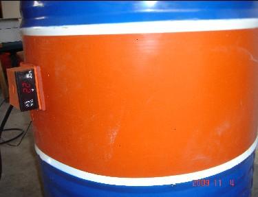 阿里兄弟硅胶油桶加热带油桶加热器厂家定制出货快