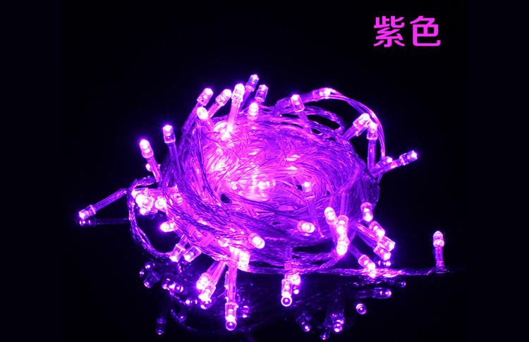 LED灯串彩串满天星网红灯房间装饰灯闪灯串灯小彩灯星星灯