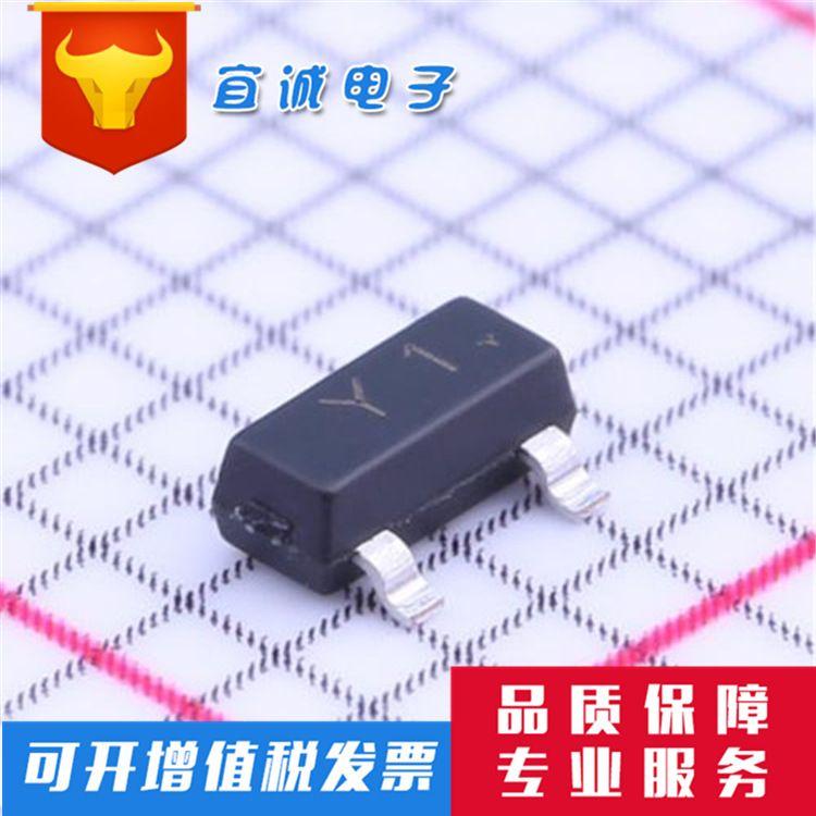 贴片 SS8050 丝印Y1 大电流三极管 SOT23 一盘3K 1.5A 25V
