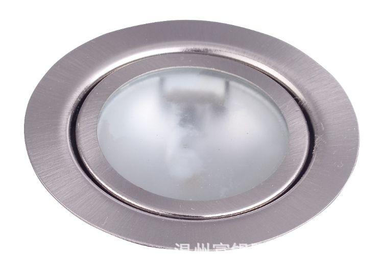 LED家私灯 铁皮橱柜灯 家居照明 天花灯MR16光源 开孔60 厂家直销