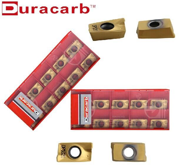 数控铣刀片/杜龙卡普25R0.8刀片 APMT1604PDER DP5320 特固克刀片