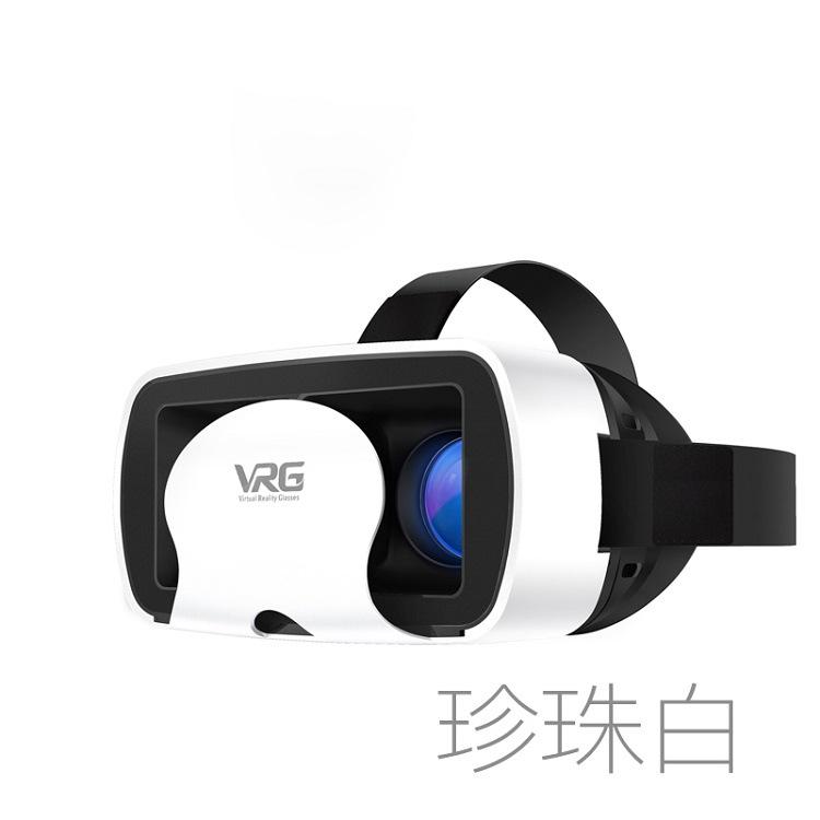 VR眼镜手机专用虚拟现实眼镜头戴式3D影院智能头盔通用2018新款