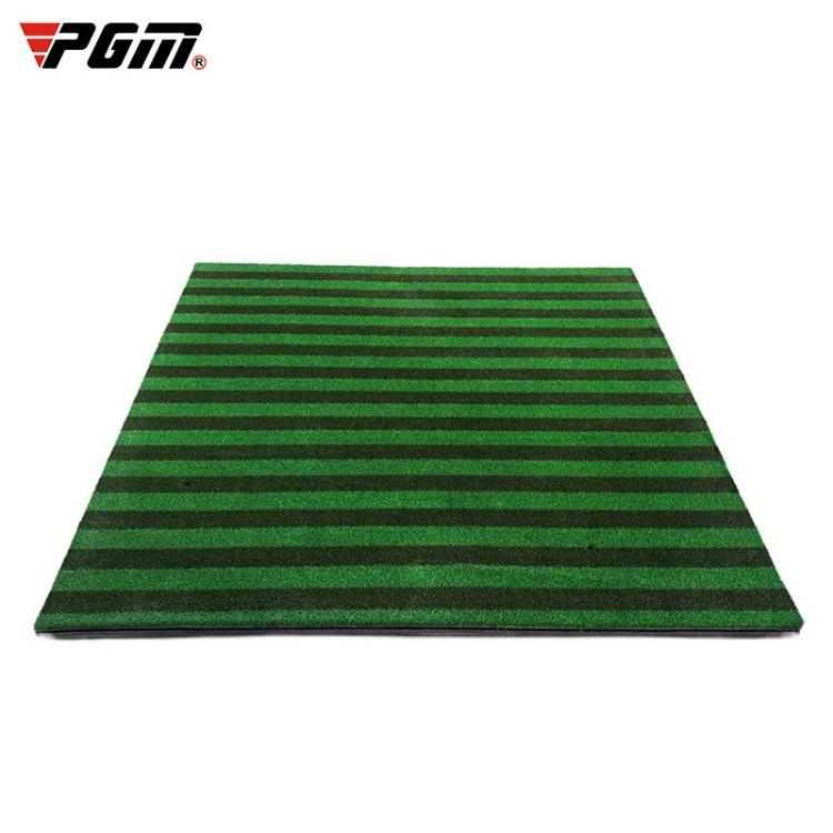 惠州 高尔夫打击垫PGM DJD020 厂家直销 进口尼龙直草打击垫 练习场用品1.5*1.5m