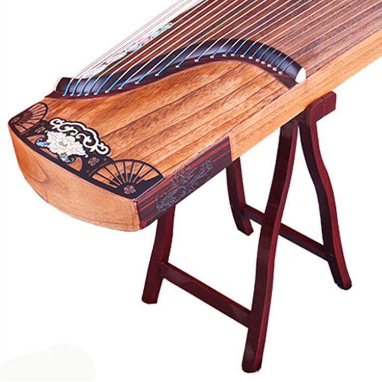 兰考古筝厂家批发 桐卷珠帘款考级演奏乐器 古筝定制批发一件代发