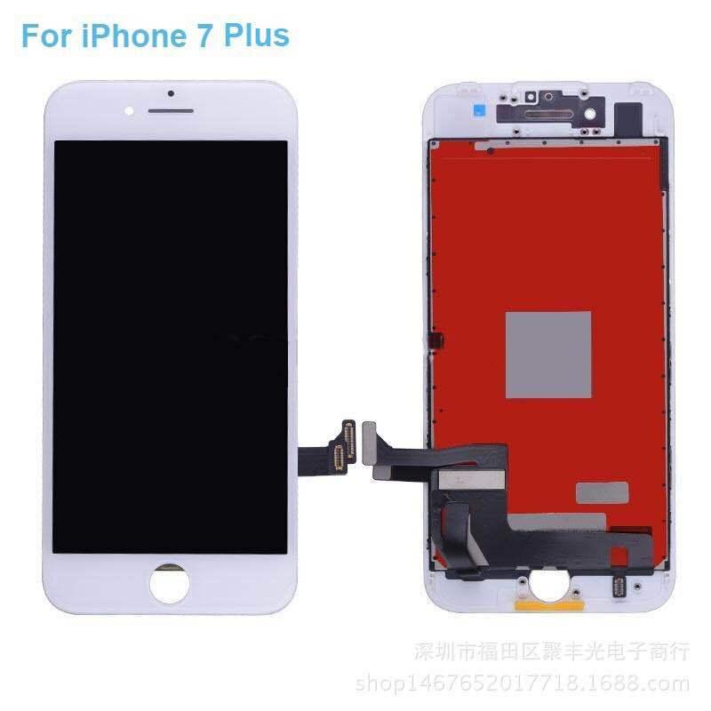 适用苹果7plus手机屏幕总成iphone 7p屏幕液晶 触摸屏厂家直销
