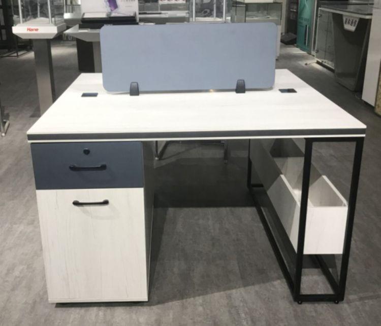 办公家具 两人位四人位办公台 职员屏风卡位 可定做 办公桌