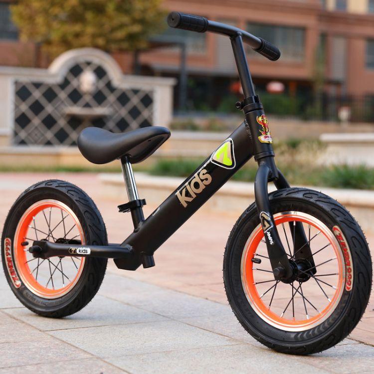 一件代发儿童平衡车宝宝滑行车学步车环保全铝合金无脚踏滑步车
