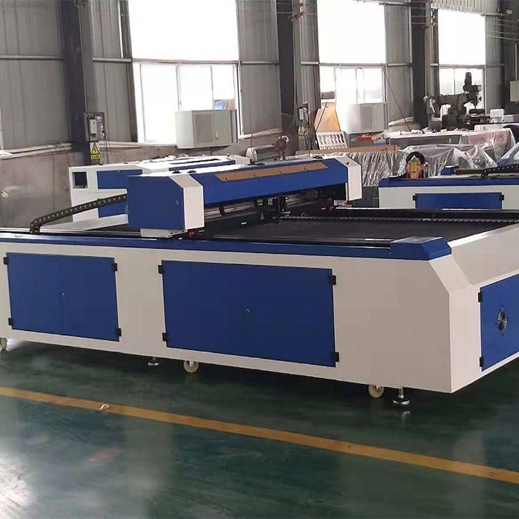 大功率1625皮革激光切割机 震动刀多层切割加工 济南激光雕刻机厂