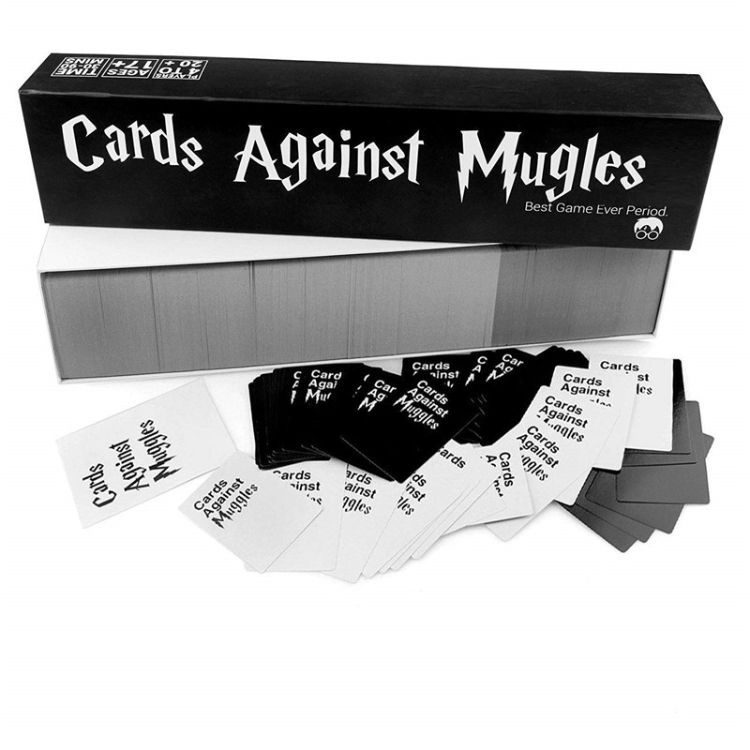 cards against muggles 麻瓜牌哈利波特系列桌游纸牌现货供应