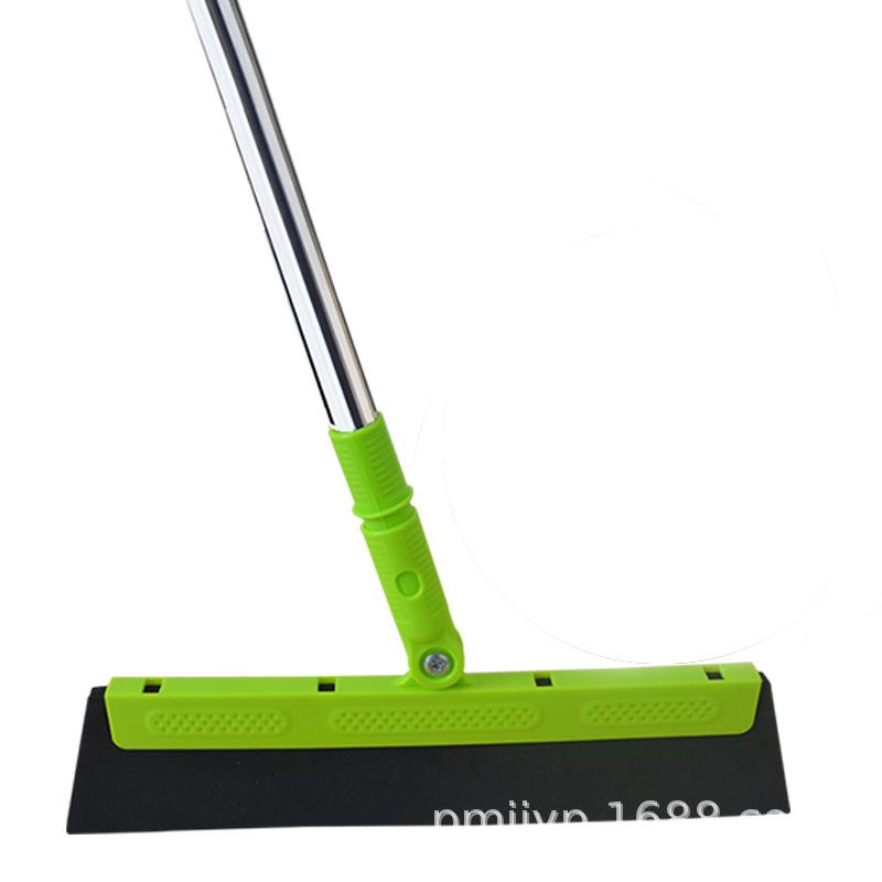 多用途无尘刮刀扫江湖热卖魔法扫把不粘毛卫生间刮水笤帚弹力扫把