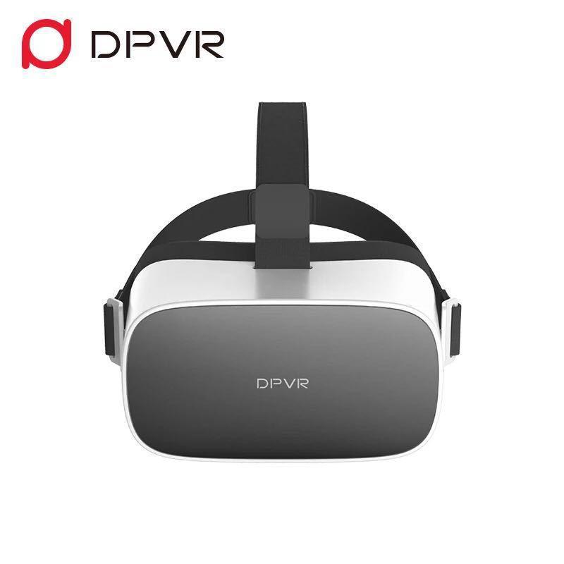 大朋DPVR全景声巨幕影院16G 虚拟现实头戴式显示器vr一体机3d眼镜
