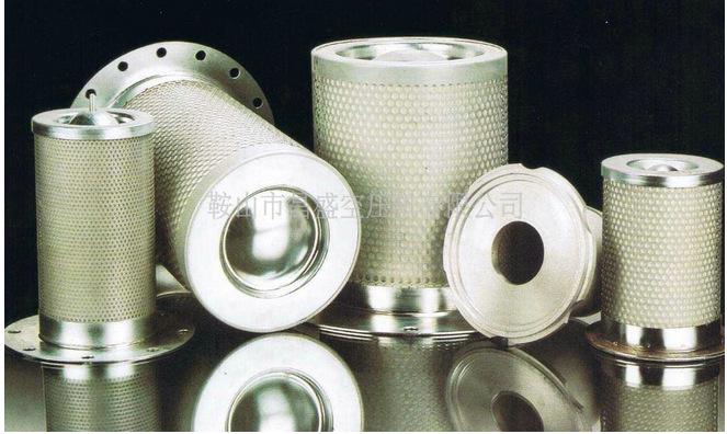 螺杆空压机配件 油气分离器 螺杆式空压机专用