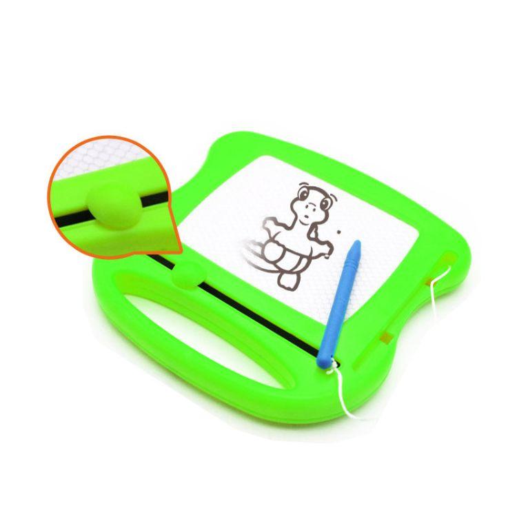 ABS环保塑胶小号磁性画板宝宝写字板品牌早教玩具厂家直销批发
