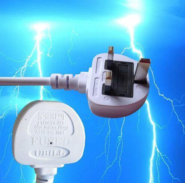 工厂直供 新加坡电源线 新加坡插头认证电源线 环保ROHS出口线