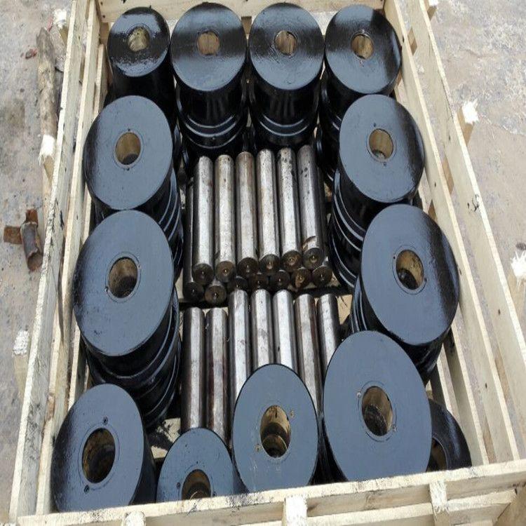 【批发】工矿铁路轨道轮 双边/单边轨道轮 可来图加工