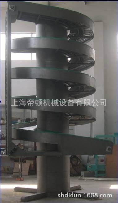 厂家直销螺旋提升机 链板螺旋升降机 结构紧凑 运行稳定 美观大方