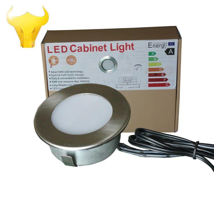 3X2W铁壳 LED展示柜灯套装LED装饰灯背景灯棒棒灯套装工厂直销