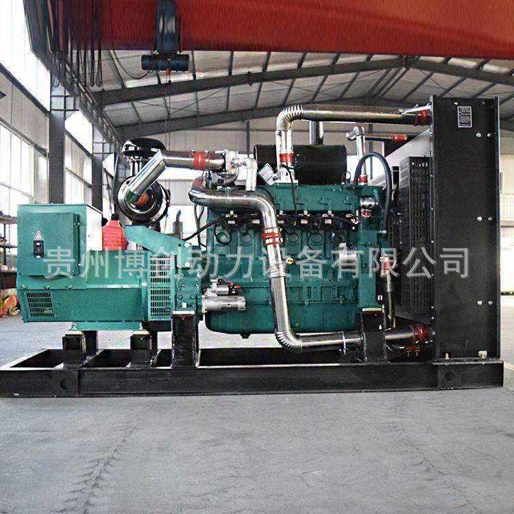 300千瓦燃气发电机组 300kw家用大型燃气机组 300kw燃气发电机组厂家直销