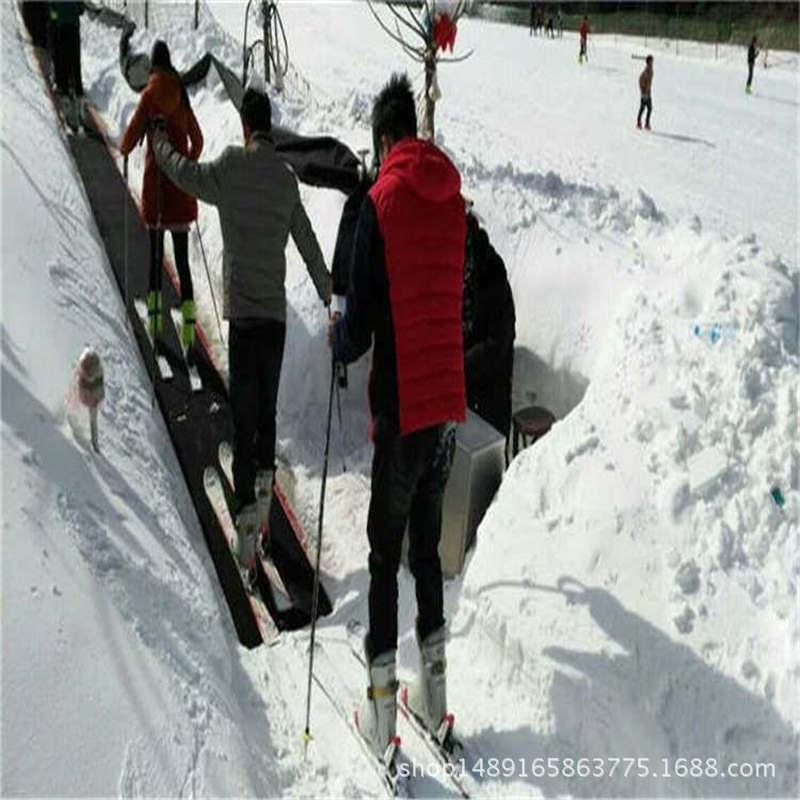 滑雪魔毯安装措施说明选购放心滑雪场运输设备滑雪魔毯