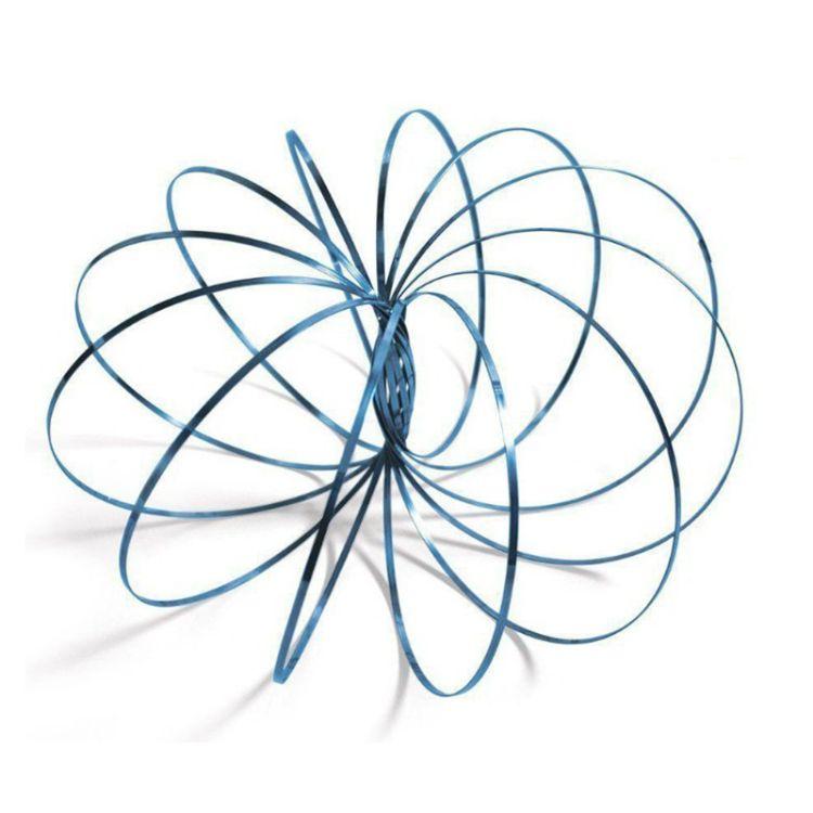 厂家定制 多色magic ring 304不锈钢创意流体手环 减压玩具