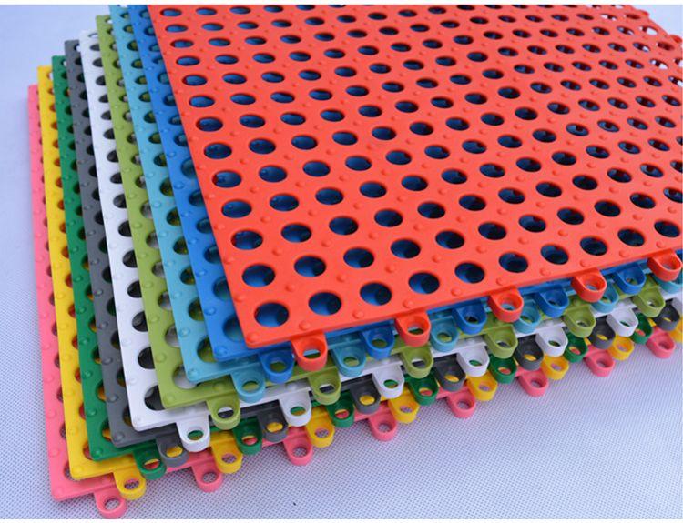 工厂定制 浴室防滑垫PVC拼接可裁剪卫生间洗澡淋浴脚垫隔水地垫子