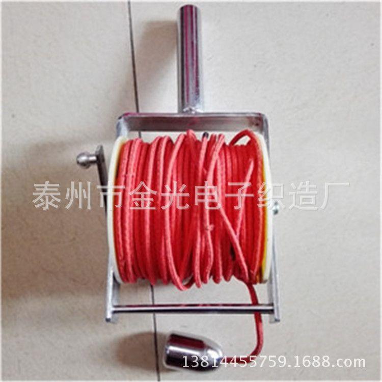 蚕丝测量绳绝缘测量绳防潮测距绳