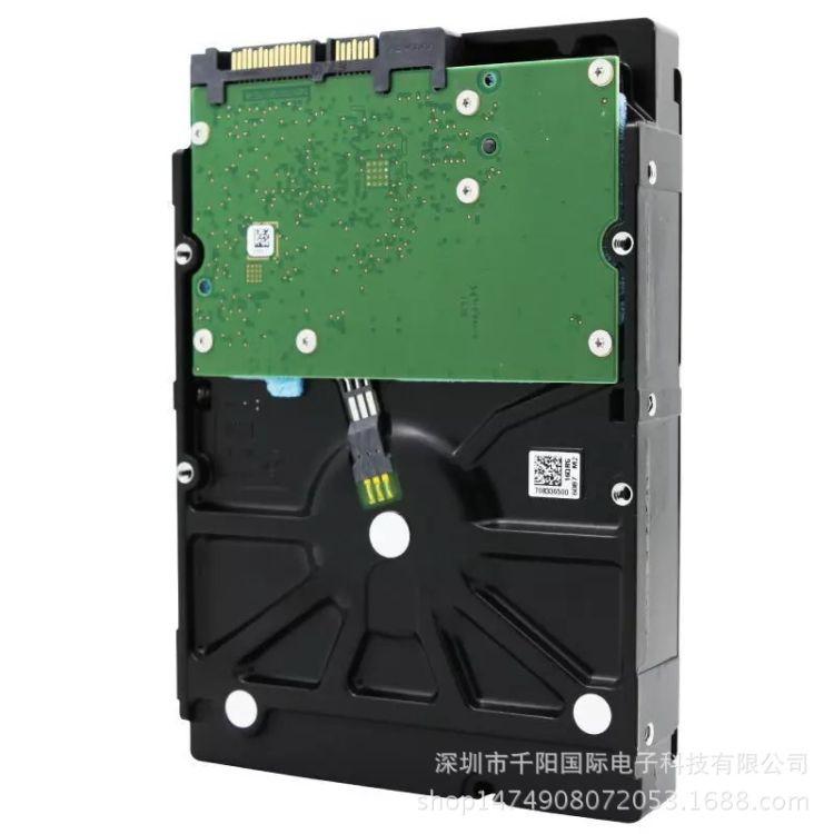 安防监控录像专用6000G DVR NVR通用硬盘SATA串口3.5寸台式机硬盘
