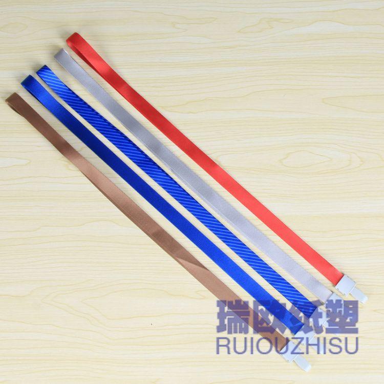 高级韩国挂绳 证件挂绳 中空棉挂绳 工作证厂牌绳