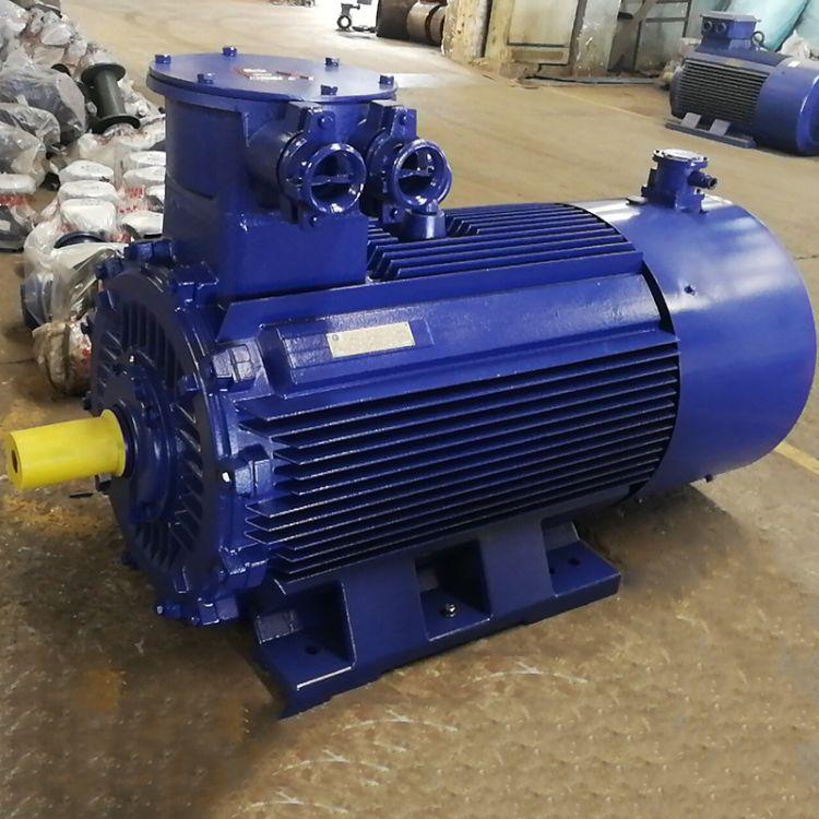 新大力   YBBP-160L-8/7.5kw 立式防爆变频电机  隔爆变频调速三相异步电机