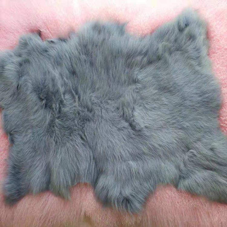 厂家直销 进口羊皮 羊羔毛 托斯卡纳 皮毛一体 服装鞋原料 羊皮革